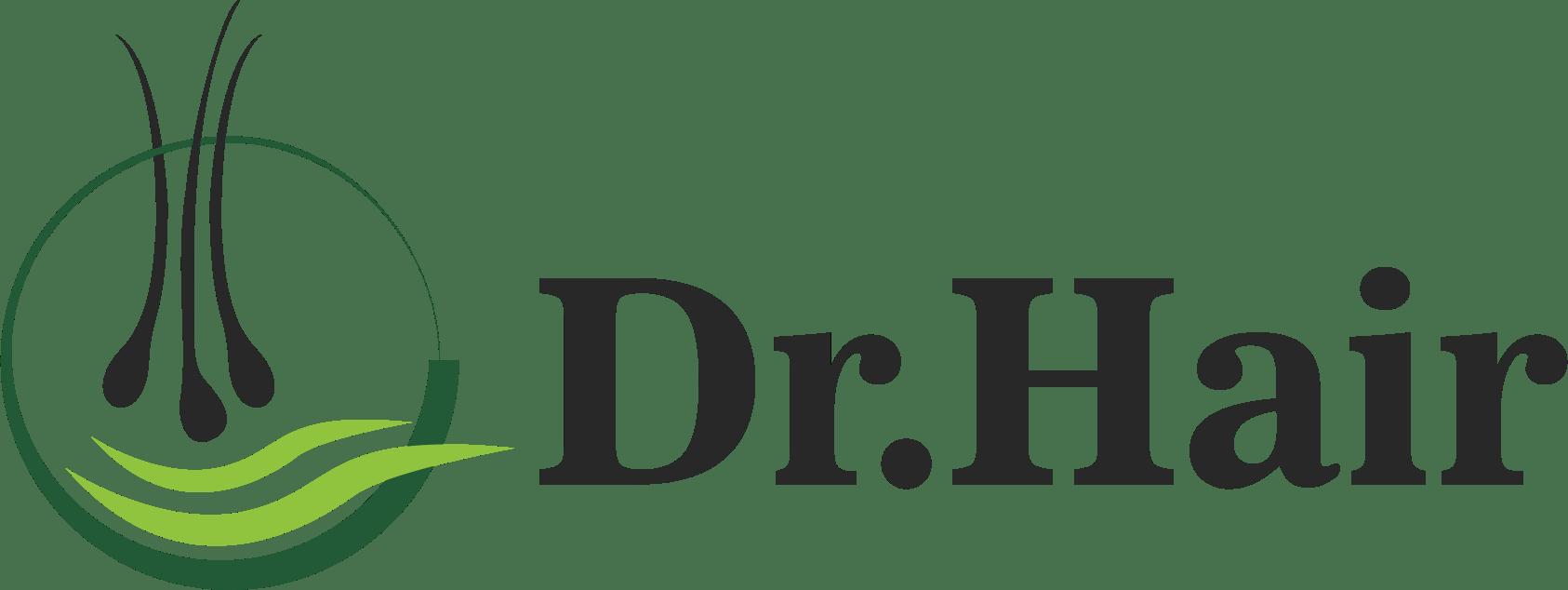 Dr hair logo