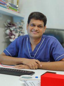 Dr. Jai Bansal - Hair Transplant Doctor in Jaipur